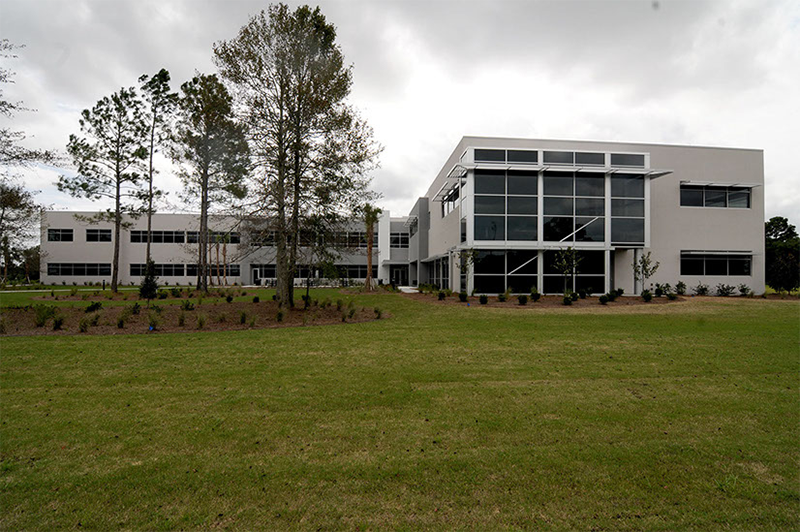 Glynn County Campus and Classroom Building - Altamaha Technical College
