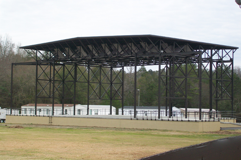 Fort Benning Wetherby Stage - US Army