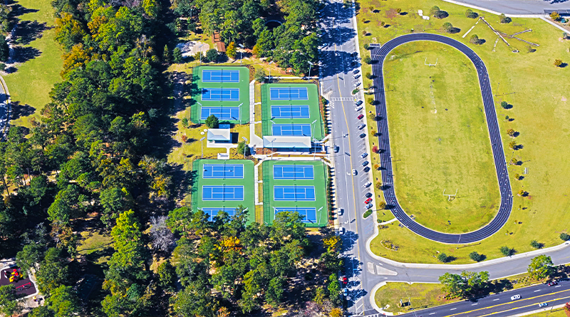 Harry B. Anderson Tennis Center